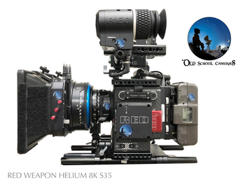 Rent: RED WEAPON HELIUM 8K
