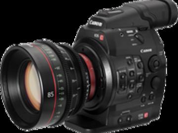 Rent: Canon EOS C300 EF