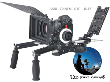 Rent: CANON EOS 1DC - 4K RAW