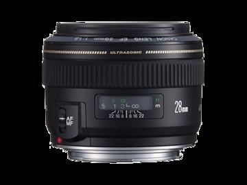 Rent: Canon EF 28mm f/1.8 USM Lens