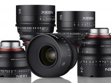 Rent: XEEN Cinema Prime EF 85mm T1.5