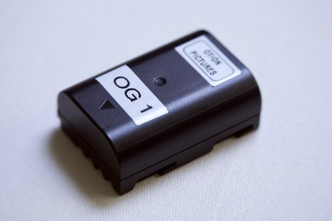 Panasonic GH3 GH4 GH5 Battery (Original)