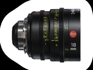 Rent: Leica Summicron-C 18mm T2.0 Lens