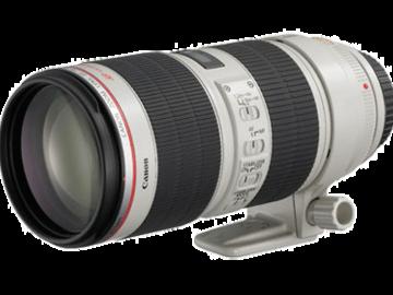 Rent: Canon EF 70-200mm f/2.8L
