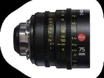 Rent: Leica Summicron-C 75mm T2.0 Lens