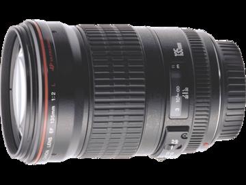 Rent: Canon 135mm f/2 L