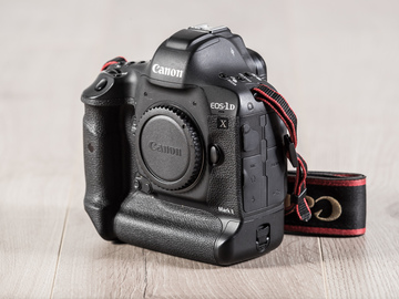 Rent: Canon EOS-1D X Mk II Digital SLR Camera w/ CFast 2.0 Media