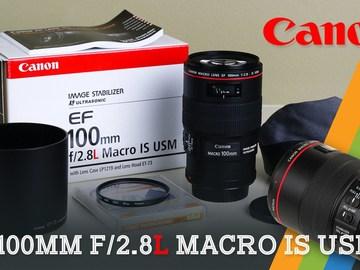 Rent: Canon EF 100mm f/2.8 L IS Macro USM