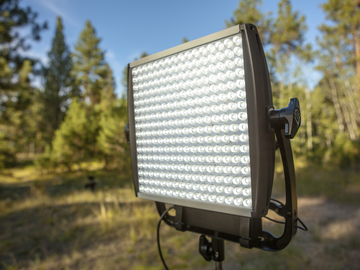 Rent: 1 x Litepanel Astra 1x1 Bi-Color w/ Bluetooth Module