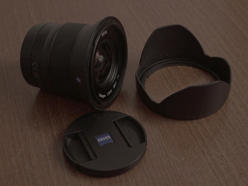 Rent: Zeiss Touit 12mm f/2.8 Lens (Sony E-Mount)