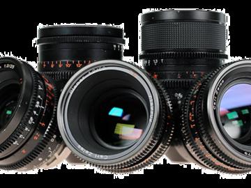 Rent: Zeiss Super Speed Uncoated Lens Set