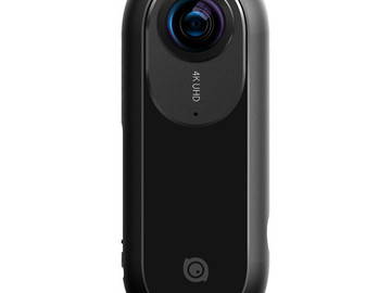 Rent: Insta 360 ONE VR, best portable camera.
