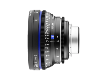 Rent: Zeiss Compact Prime CP.2 50mm T1.5 Super Speed Lens