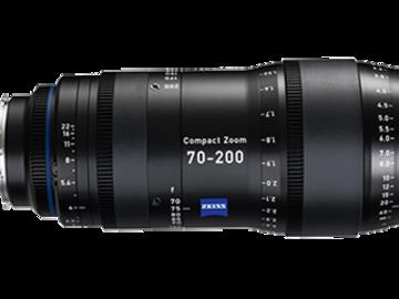 Rent: Zeiss Compact Zoom CZ.2 70-200mm T2.9