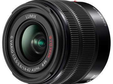 Rent: Panasonic Lumix G Vario 14-42mm f/3.5 -5.6