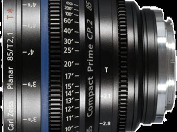 Rent: Zeiss Compact Prime CP.2 85mm t2.1 EF/PL Lens