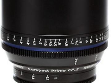 Rent: Zeiss Compact Prime CP.2 100mm t2.1 EF/PL Lens