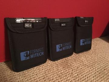 Rent: Formatt-Hitech FIRECREST ND - 4x5 - .6, .9, 1.2