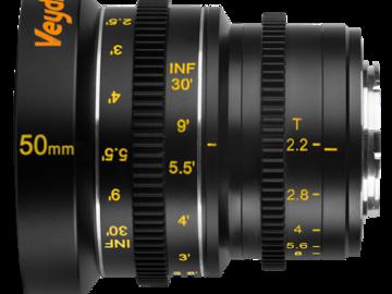 Rent: Veydra Micro 4/3 Mini Prime 50mm f2.2 Lens