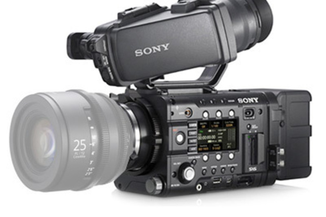 Sony F5 Package With x4 Prime Lenses