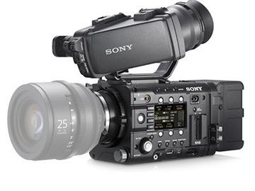 Rent: Sony F5 4K Package