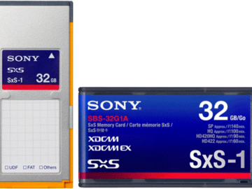 Rent: Sony 32GB SxS Pro Memory Card