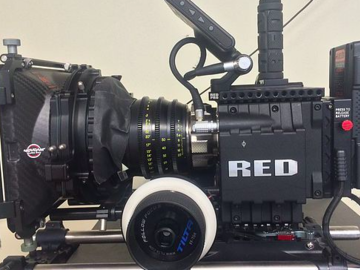 Rent: Epic Red Camera FULL Package w/ Monitor, Tripod, FF