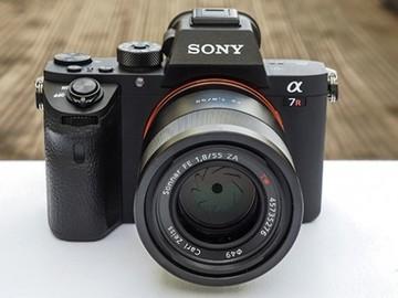 Rent: Sony Alpha a7R II Kit w/ Three Lenses