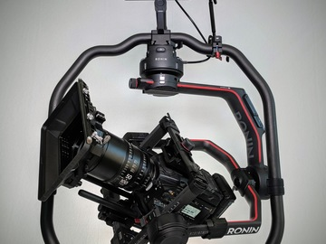 Rent: DJI Ronin 2 + Ursa Mini PRO + Sigma CINE Zooms