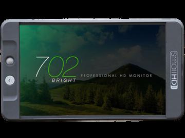 SmallHD 702 Day Bright-LCD HDMI & SDI On Camera Monitor