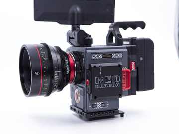 Rent: RED Scarlet Dragon 5K Package