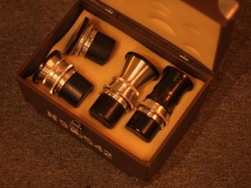 LOMO standard speed Cine lens set.