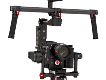 Rent: DJI Ronin 3-Axis Brushless Gimbal Stabilizer