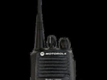 Rent: Motorola Walkie Talkies Model CP200