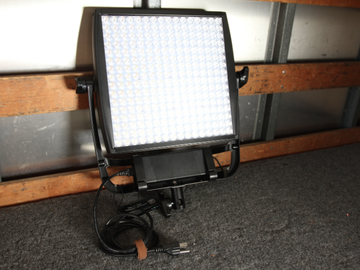 Rent: (2) Astra 1x1 LEDs & (1) DivaLight 401 Kino Package