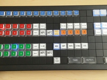 USB Control Surface for Blackmagic Switchers