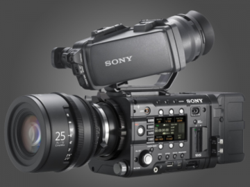 Rent: Sony PMW-F5 CineAlta Digital Cinema Camera