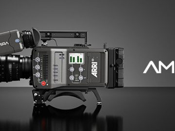 Rent: ARRI Amira Camera (EF and PL, 4K and High speed!)