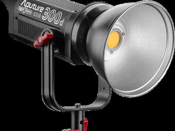 Rent: Aputure LS C300d - 5600k   Continuous