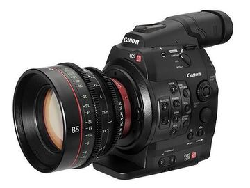 Rent:  Basic Canon C300 Package