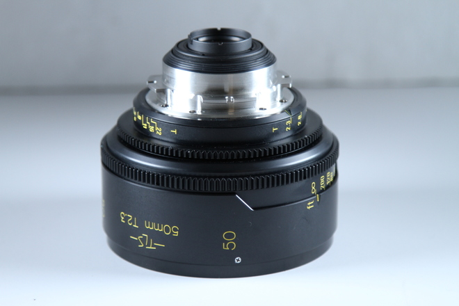 Cooke Speed Panchro 50mm T2.3
