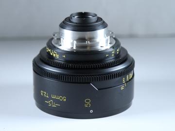 Rent: Cooke Speed Panchro 50mm T2.3