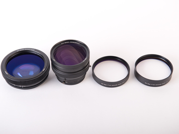 Rent: SLR Magic Anamorphot 1.33x & Rangefinder