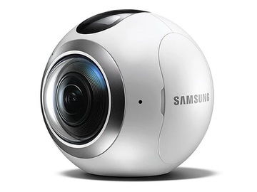 Rent: Samsung Gear 360 VR Basic Package