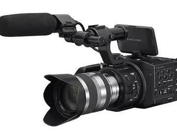 Rent: Canon 2-Lens FS-700 Package