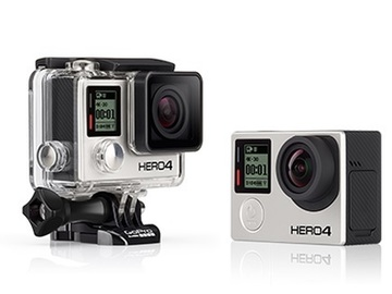 Rent: GoPro Hero 4: Basic Camera Package