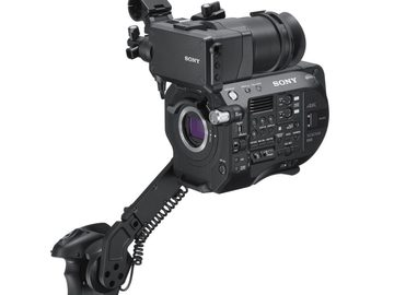 Rent: Sony PXW-FS7 mark II XDCAM Super 35 Camera