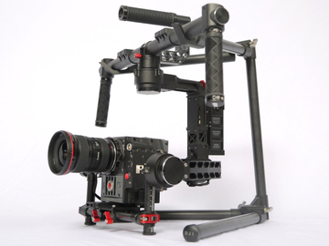 Rent: DJI Ronin, Cinemilled Extensions, Thumb Control, extras