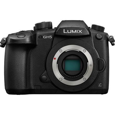 Panasonic Lumix GH5 Package w Lens V-LOG