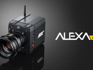Rent: ARRI Alexa Mini Body Package (4:3 and RAW)